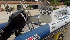 AQUA BOAT 83 - VALIANT 620