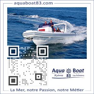 Flashcode Aqua Boat 83