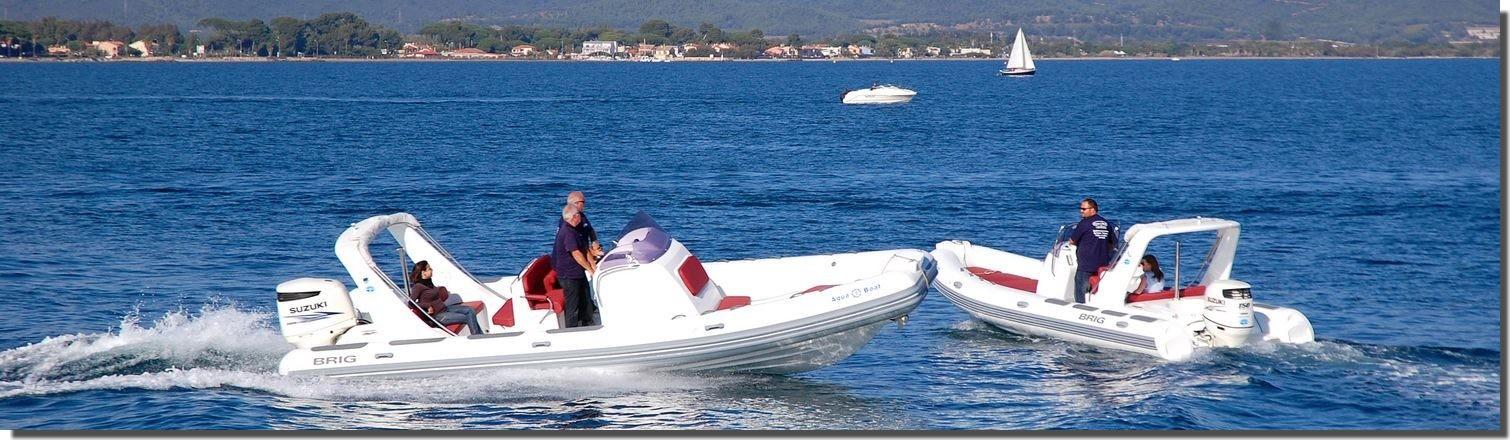 Contact Aqua Boat 83