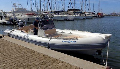 AQUA BOAT 83 - JOKER BOAT CLUBMAN 26