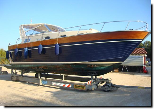 Aqua Boat 83 - transport