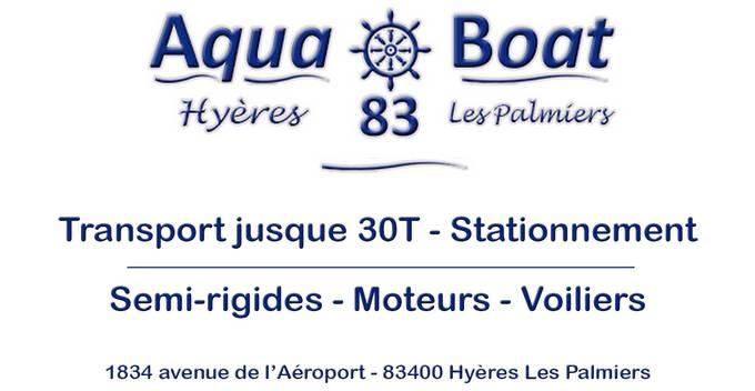 ntreposage Bateau Semi-rigide Voilier Hyères var 83 Région Paca